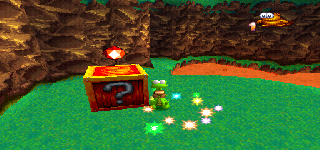 Screenshot Thumbnail / Media File 1 for Croc - Legend of the Gobbos [U]
